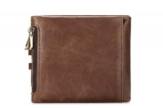 WA12B KAVIS Genuine Leather Wallet