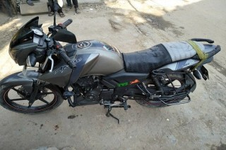 tvs  RTR GOOD CONDITION