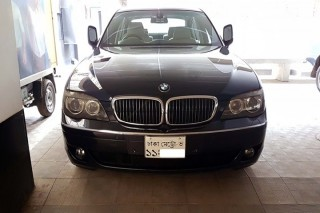 BMW 730li Individual 2006