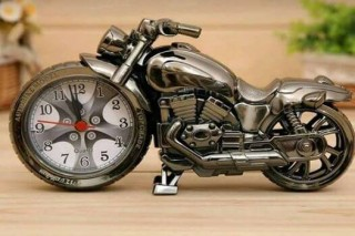 Auto bike Model Alarm Clock