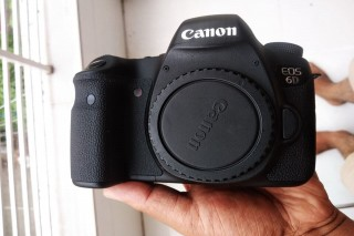 Canon EOS 6D Brand New Japan Body.