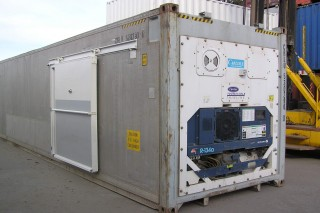 AC container for sale
