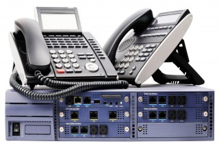 PABX with Intercom System (8 Lines)