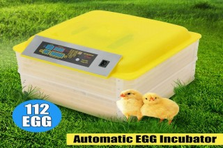 Automatic Egg Incubator 112 Electronic Digital
