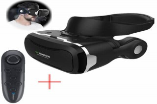 VR vox remote controlled