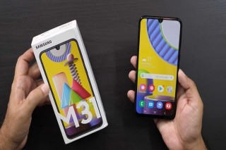 Samsung M31(8/128)OFFICIAL